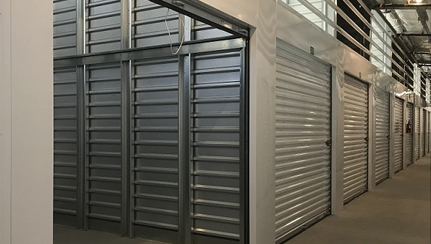 Climate controlled storage options